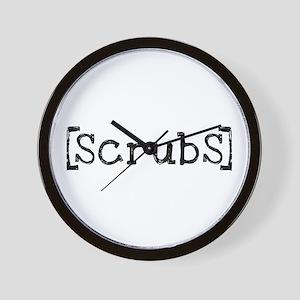 [scrubs] Wall Clock